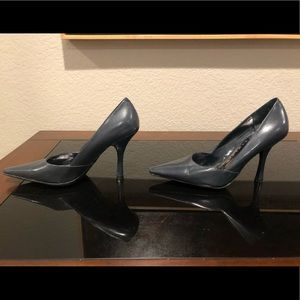 BCBGirls Pointed Leather Heels